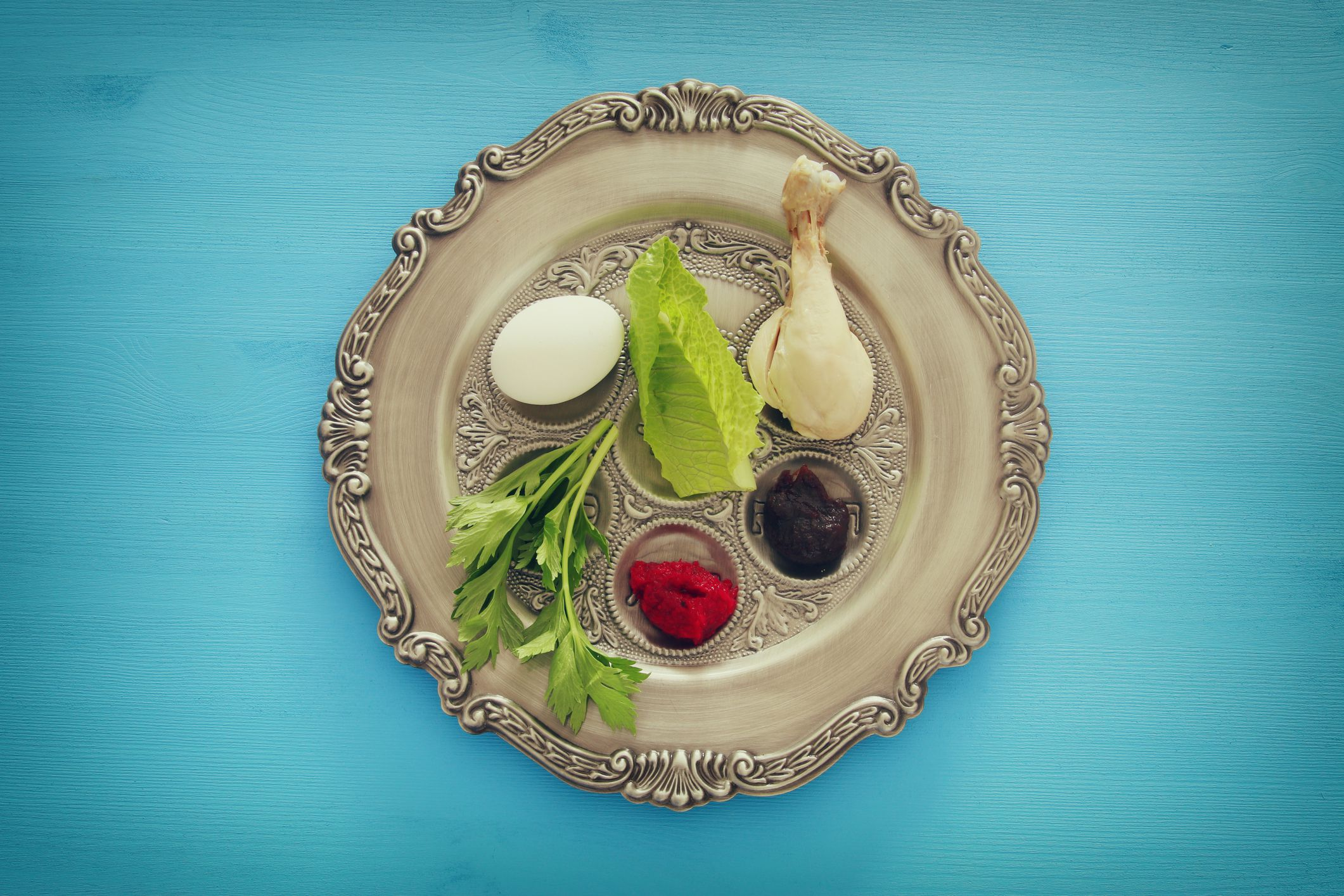 Traditional Passover Foods For The Seder