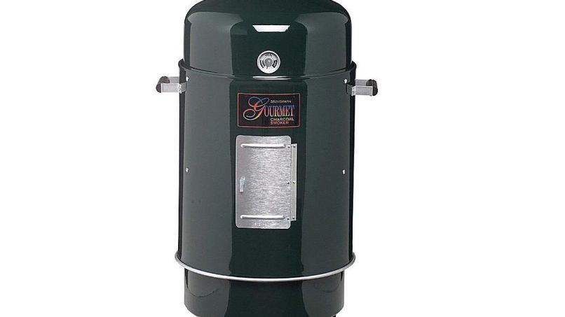 Brinkmann Gourmet Charcoal Smoker And
