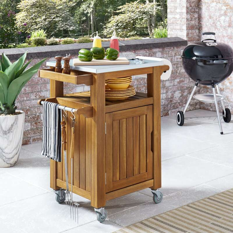 the 6 best outdoor bar carts of 2021