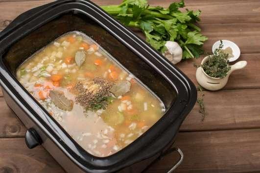 Image result for Crock Pot Vegetarian Split Pea Soup Recipe