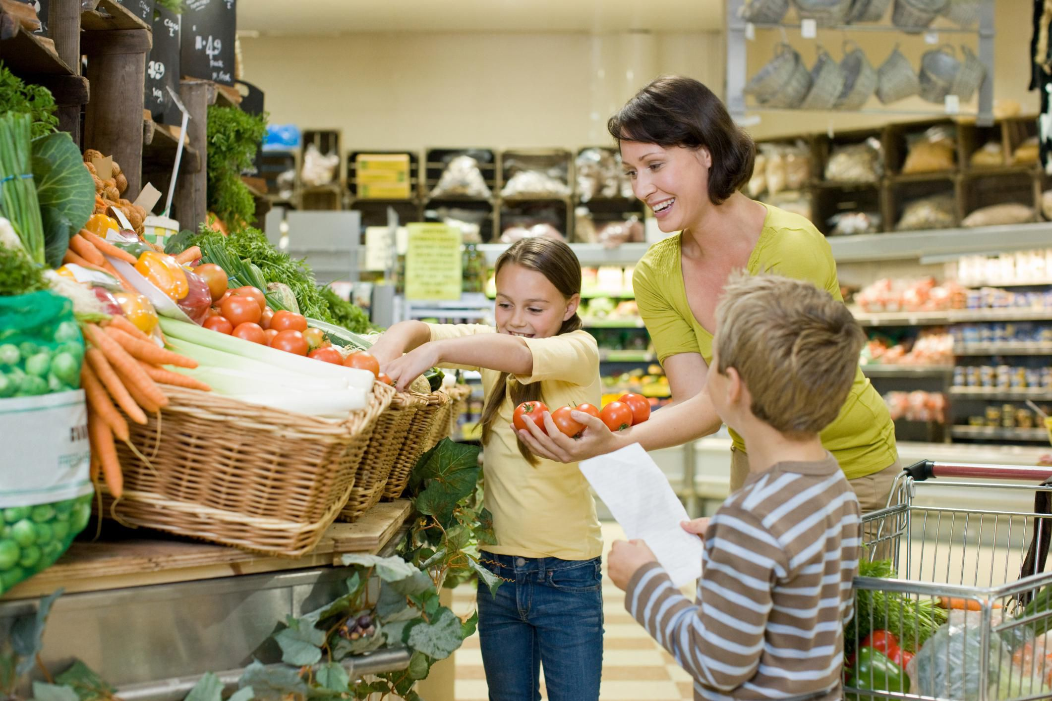 How To Stop Wasting Time At The Grocery Store