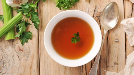 Easy Chicken Consomme Recipe