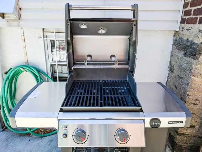 Our Testers Thought This Model Was A Great Grill For Any Home Because It Durable Easy To Clean And Didn T Take Up Too Much E