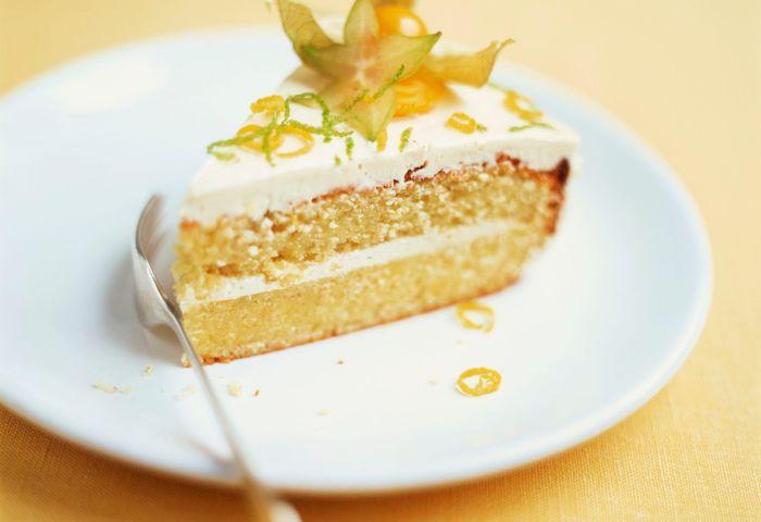 Moist Lemon Cake Recipe Dairy Free
