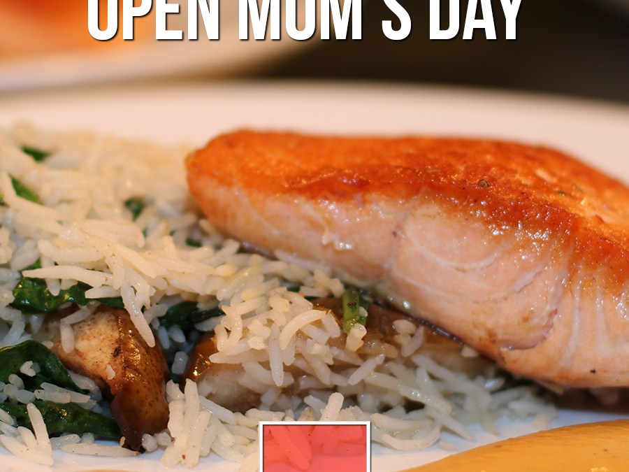 Open Mother's Day
