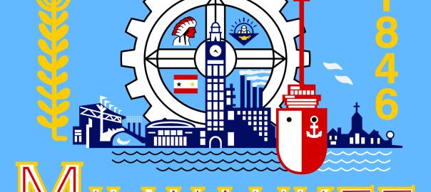 Flag of Milwaukee, WI