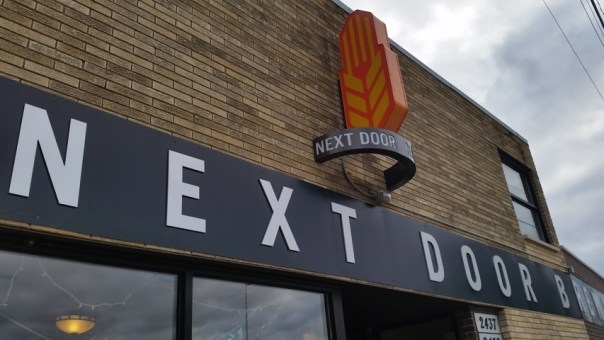 Next Door Brewing Company in Madison.