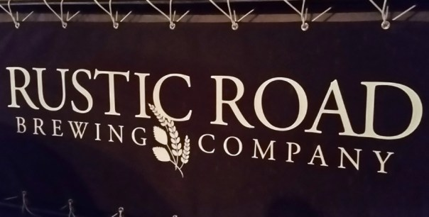 Rustic Road Brewing Company in Kenosha, WI. All photos by Joe Powell.