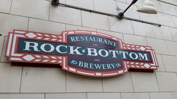 Rock Bottom Restaurant & Brewery. All photos by Joe Powell.