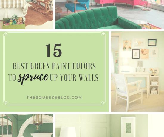 green-paint