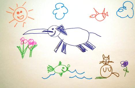 child drawing 5