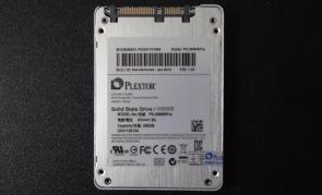 Plextor Xtreme SSD Back