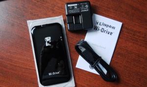Kingston 128GB Wi-Drive Pik3