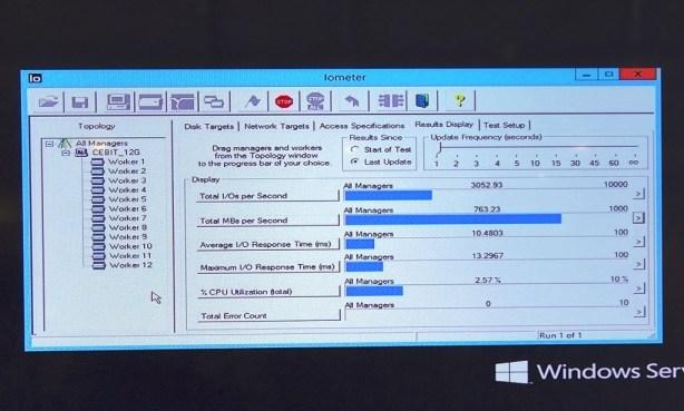 Seagate SSD Performance