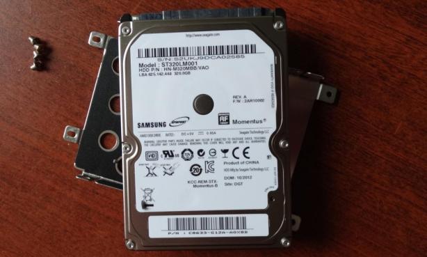 Sony Viao T14 Seagate Hard Drive