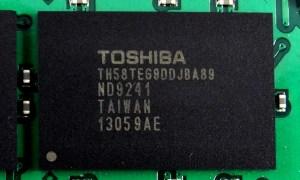 Seagate 600 SSD Memory