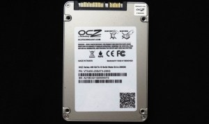 OCZ Vertex 450 SSD Back