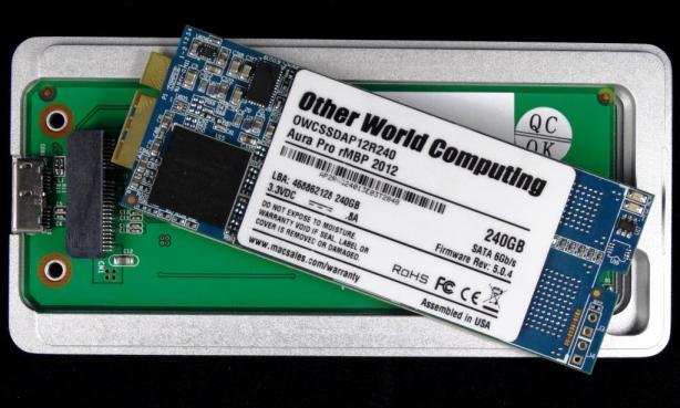 OWC Envoy EX 240GB External SSD