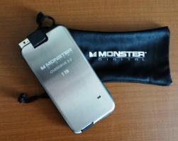 Monster Digital OverDrive 3.0 1TB External SSD Featured