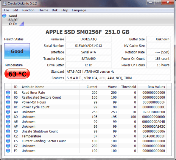 Samsung PCIe CDI
