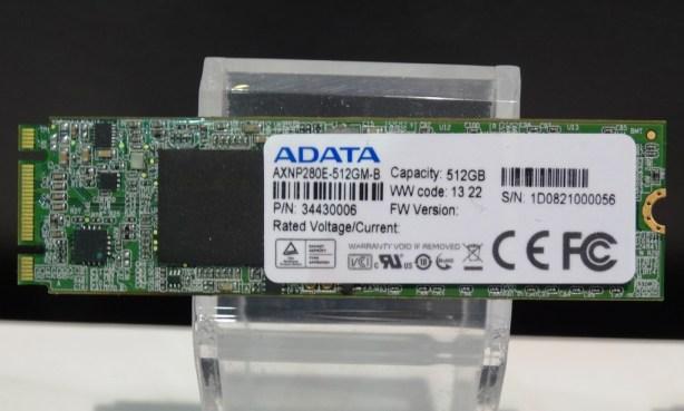 XNP280E Griffin SSD