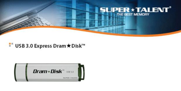 DramDisk horizontal