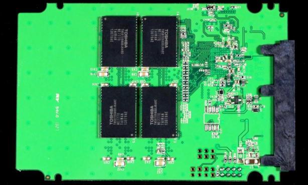 SM2246 PCB Back
