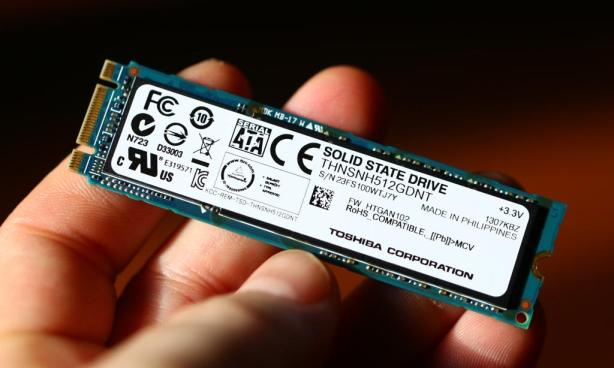 Toshiba HG5d cSSD