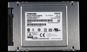 Toshiba Q Pro SSD Back