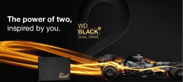 WD Black2 banner