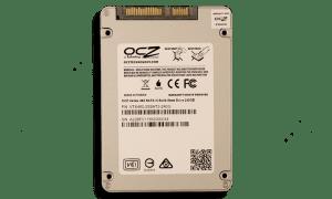 OCZ 460 SSD Back DS