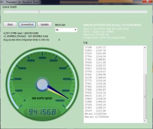 ADATA SP920 Premier Pro 1TB SSD Anvil Read 94K