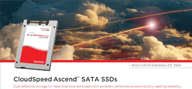 SanDisk CloudSpeed Ascend