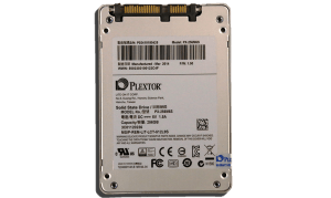 Plextor M6S 256GB SSD Back