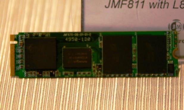 JMicron PCIeX4 M.2 SSD