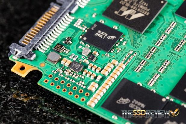 Micron M600 1TB Power Circuit