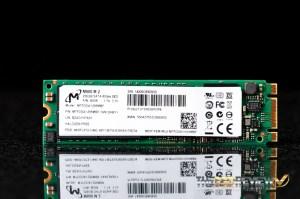 Micron M600 M.2 256GB Front