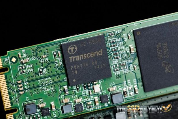 Transcend MTS800 M.2 128GB Controller
