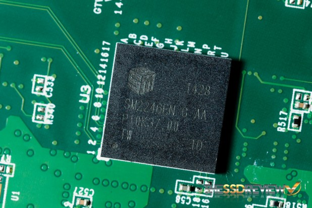 Mushkin Reactor 1TB Controller