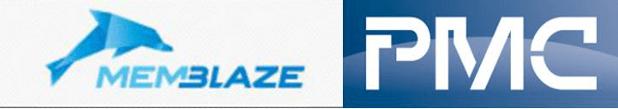 memblaze pmc logos