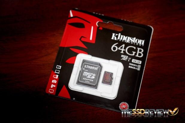 Kingston CES microSD