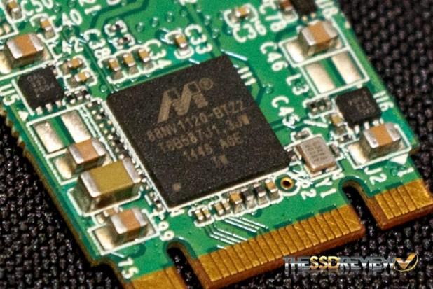 Marvell 88NV1120 Close up