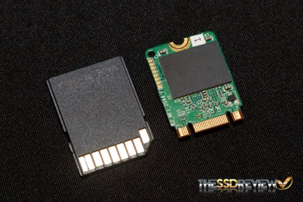 Marvell 88NV1120 Next to SD card