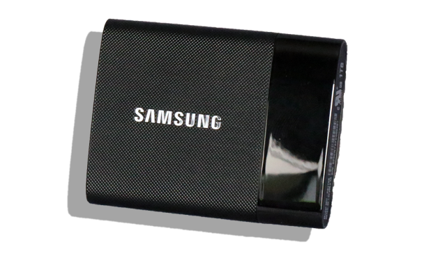 Samsung Portable SSD T1 Front
