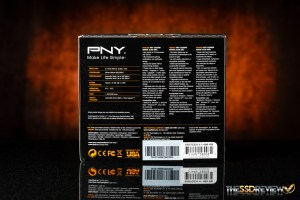 PNY CS2111 XLR8 480GB Box Back