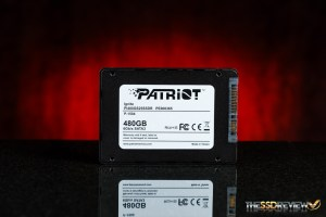 Patriot Ignite 480GB Back