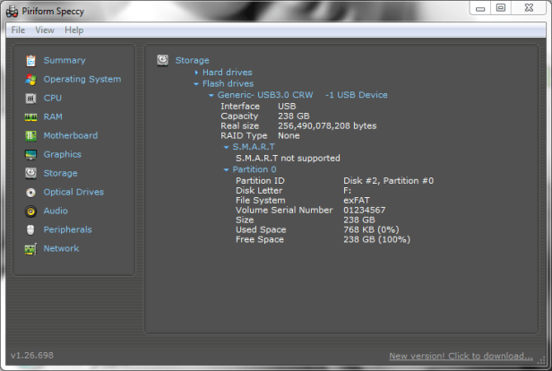 Kingston SDXC Memory Card Bench-1