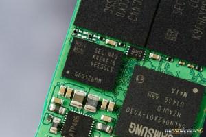 Samsung 850 EVO mSATA 120GB DRAM