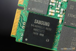 Samsung 850 EVO mSATA 1TB MEX Controller