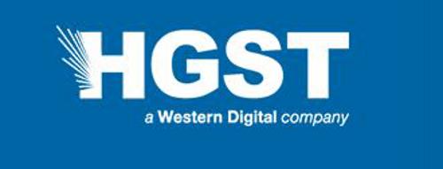 HGST logo dark